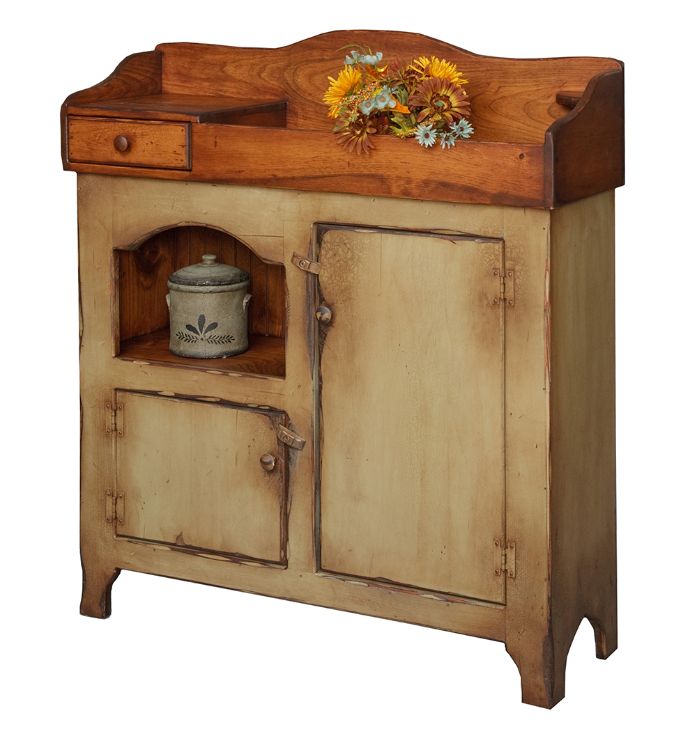 colonial dry sink. Black Bedroom Furniture Sets. Home Design Ideas