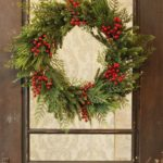 Christmas Wreaths, teardrops, picks